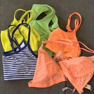 All bras $5. See description for sale! 🙂